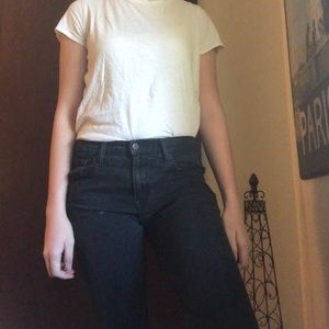Levi's thrifted jeans